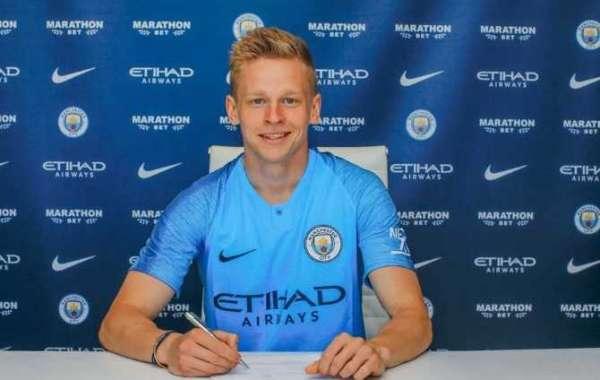 Zinchenko Pens New Manchester City Deal