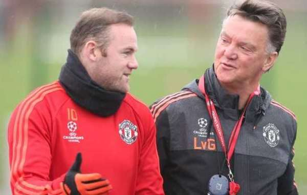 Rooney Rates Van Gaal As His Best Ever Manager