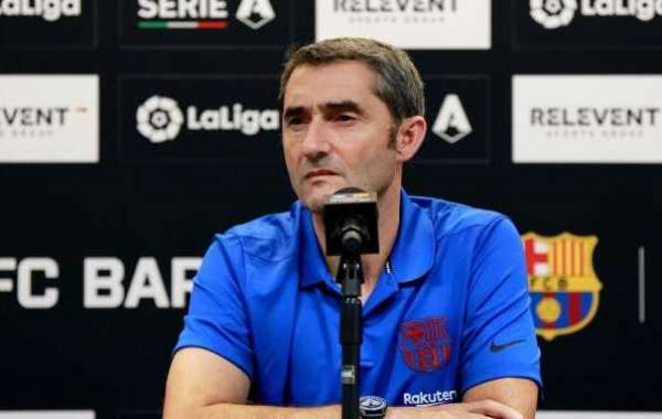 Valverde: Barcelona Must Perform Without Messi