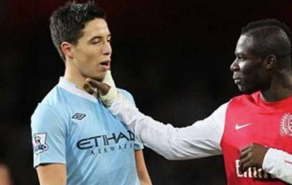 'Even If He Gives Me Five Billion Dollars, I Will Still Not Like Him'-Emmanuel Frimpong Charges At Ex-Arsenal Mate Nasri