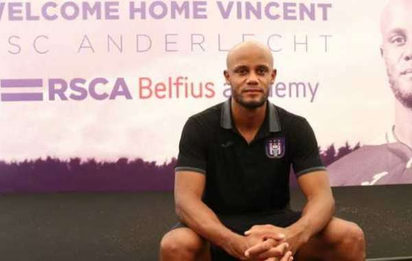 Anderlecht Fined For Appointing Unqualified Kompany As Manager
