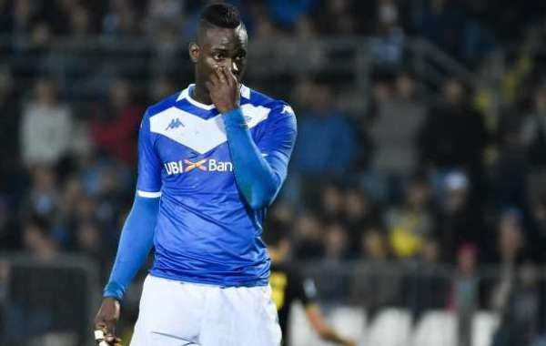 Balotelli Available For Free Transfer In January, Brescia Announce