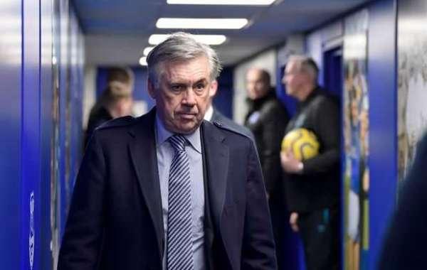 Ancelotti Bemoans Everton's Defensive Frailties In Arsenal Defeat
