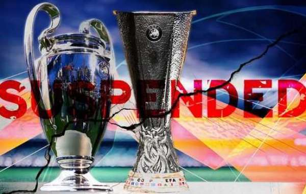 BREAKING: Champions League And Europa League Ties Postponed Over Covid-19 Fears