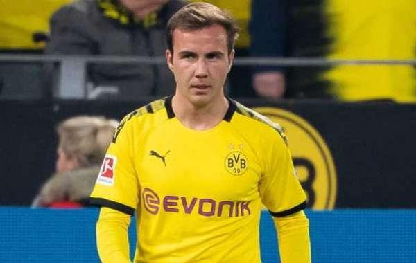 Dortmund Confirm Gotze Departure At End Of Season