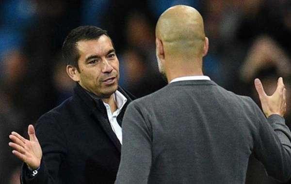 Van Bronckhorst Names Guardiola As His Managerial Idol