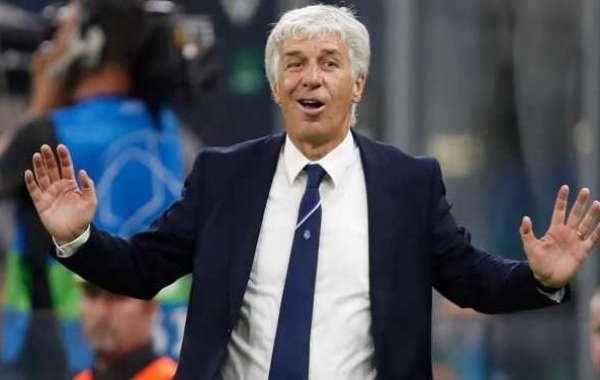 Valencia Criticise Gasperini For Attending Champions League Game With Covid-19 Symptoms