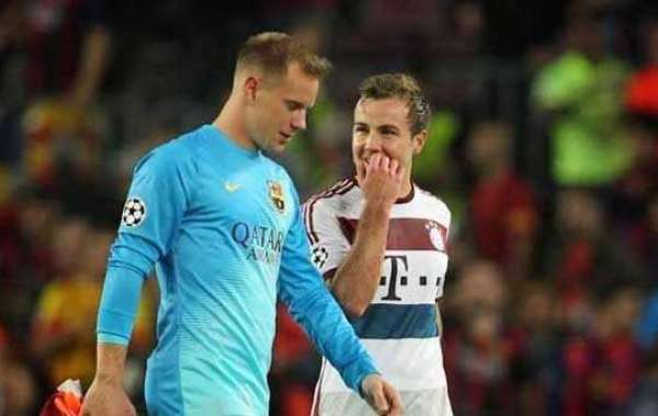 Ter Stegen Sends La Liga Invitation To Free Agent Gotze