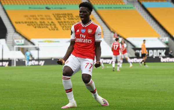 It's A Dream To Play For Arsenal, Says Bukayo Saka
