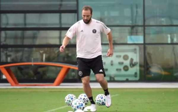 Inter Miami Complete Higuain Signing After Juventus Exit