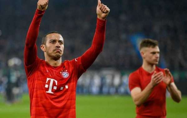 Liverpool Sign Thiago Alcantara From Bayern Munich