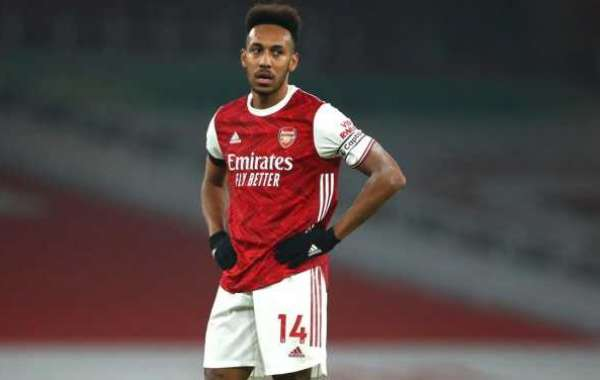 Aubameyang Promises To Turn Around Arsenal Form