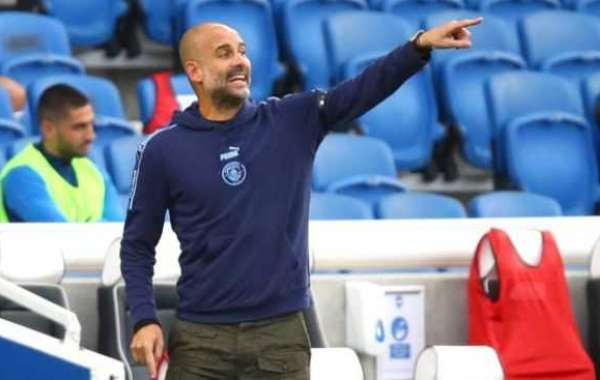 Brighton Victory A Good Lesson, Claims Guardiola