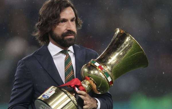 Pirlo Shrugs Off Critics With First Trophy At Juventus