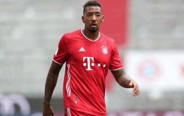 Jerome Boateng To Leave Bayern Munich At End Of Season