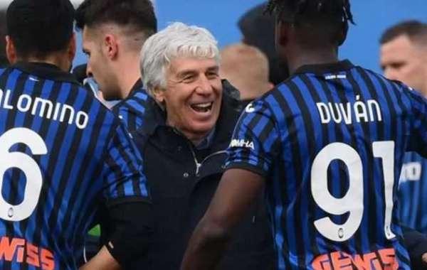 Gasperini Lavishes Praise On Atalanta After Beating Juventus
