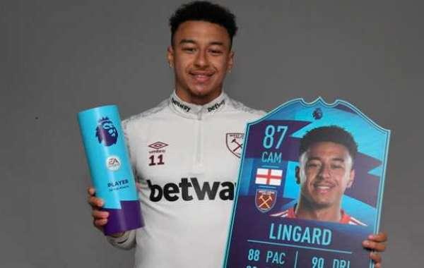 Lingard Wins Premier League's Best Player For April