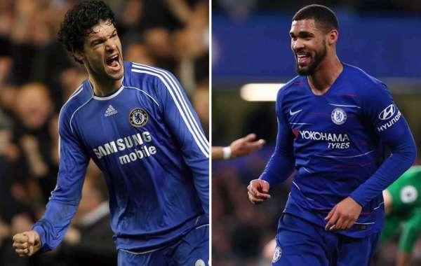 Chelsea Head Coach Tuchel Compares Loftus-Cheek To Ballack