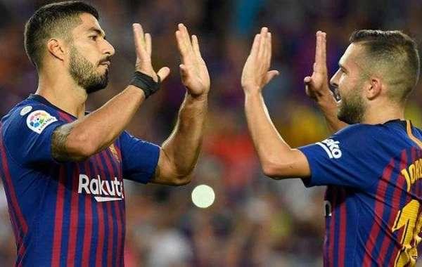 Alba Ridicules Barcelona's Decision To Sell Suarez