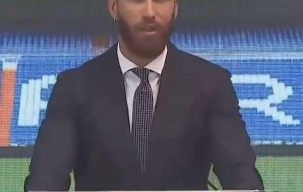 Sergio Ramos Bids Farewell To Real Madrid