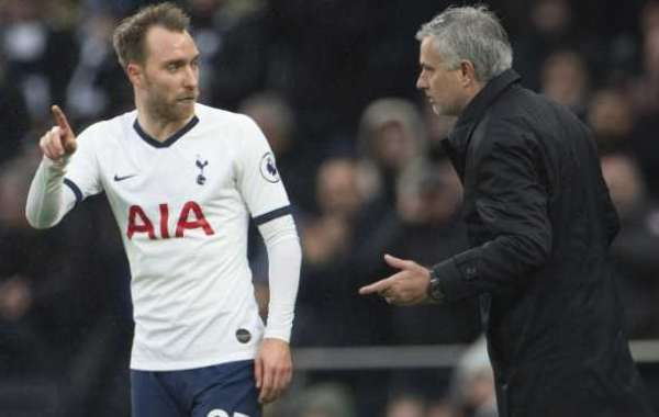 'I Cried And Prayed'- Mourinho Reflects On Eriksen Collapse