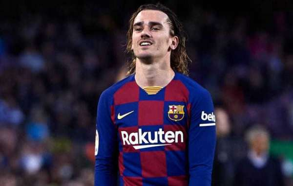 Griezmann Admits His Struggles At Barcelona