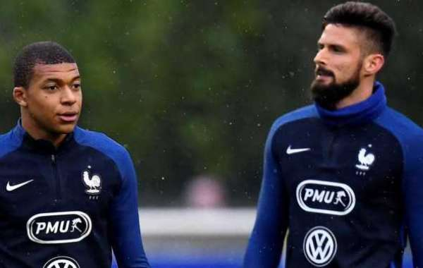 Mbappe Reveals He Has Been Affected By Giroud Criticism