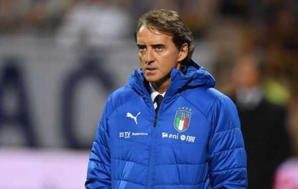Mancini Sets Semi-Final Target For Italy Ahead Of EURO 2020 Opener
