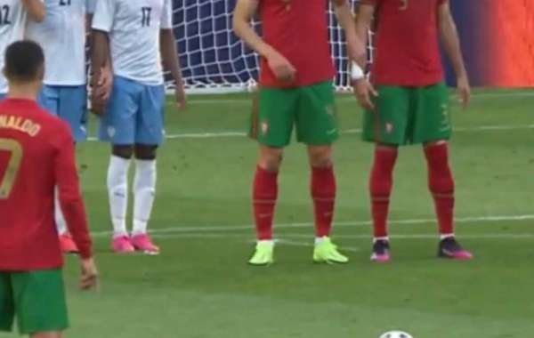 New Cristiano Ronaldo