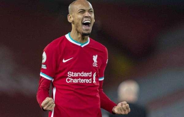 Fabinho Pens New Liverpool Contract Until 2026