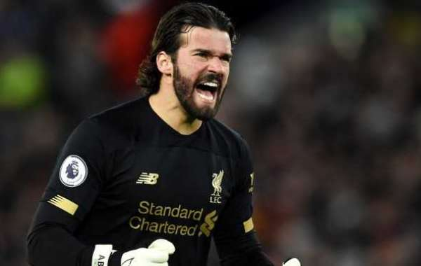 Alisson Becker Commits Future To Liverpool With New Six-Year Deal