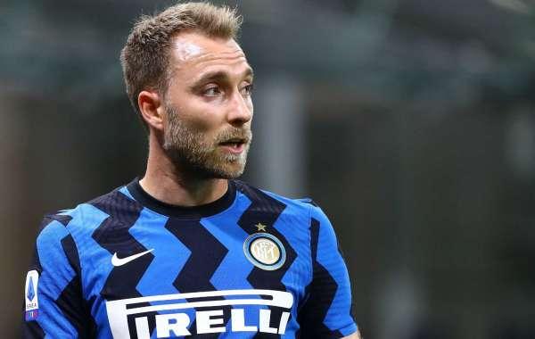 Eriksen Pays First Visit At Inter Milan Since Cardiac Arrest