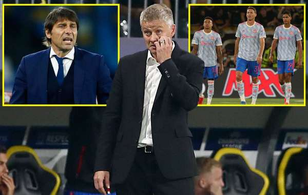 Manchester United Urged To Replace Solskjaer With Conte
