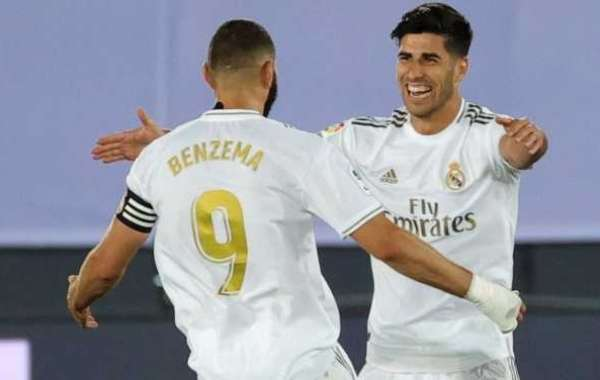 Ancelotti Heaps Praises On Asensio and Benzema After Mallorca Rout