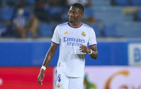 Alaba Wanted A Different Shirt Number Than Ramos' Number 4 Jersey At Real Madrid