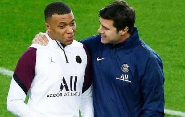 Pochettino Remains Bullish About Mbappe's PSG Future