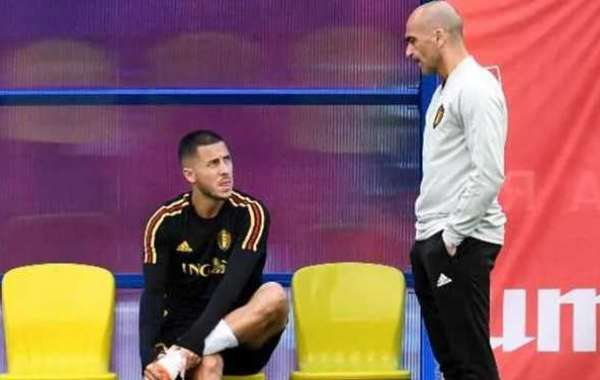 Martinez Getting Concerned By Hazard's Persistent Injury Problems