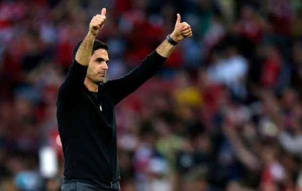 Arteta Lauds Arsenal After Beating Leeds In Carabao Cup