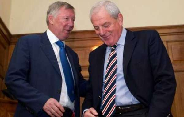 Sir Alex Ferguson Pays Touching Tribute To 'Great Friend' Walter Smith