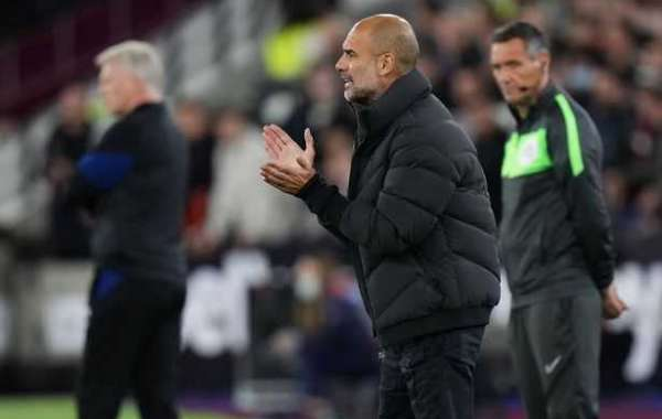 Guardiola Congratulates West Ham After Ending Man City Run