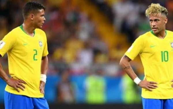 Thiago Silva Pledges Emotional Support For Fragile Neymar